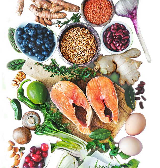 Whole / healthy foods