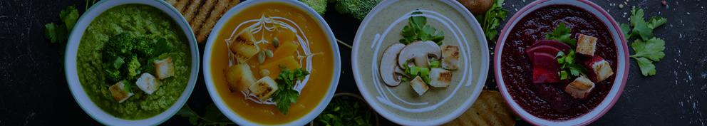 Vegan soups